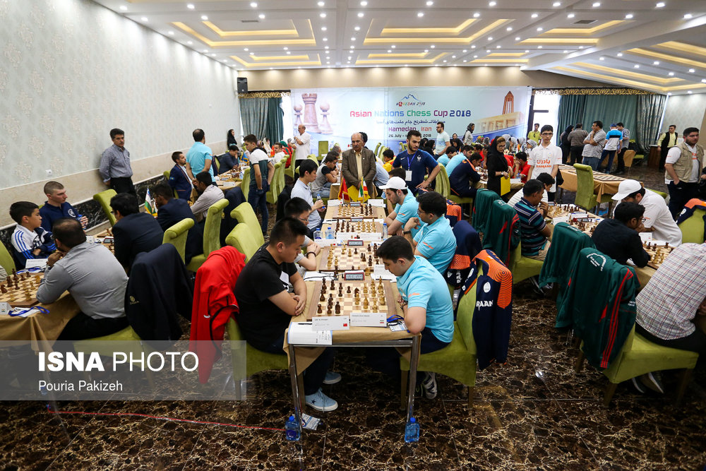 Asian chess cup