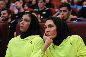 The 2018 Asian Games is about to start and because of that a ceremony was held on Tuesday July 31 for Iran's Sports Delegation that is going to take part in this tournament.