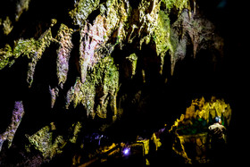 Quri Qala Cave or Quri Qal'e Cave is the longest cave in the Middle East located in Ravansar city of Kermanshah province, Iran This cave is one of the most highlighted tourist spots of Ravansar city.