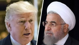 Jerusalem Post : rencontre probable entre Rohani et Trump à New York