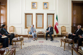 The new Pakistani ambassador in Tehran Rifat Masood presented her credentials to the Foreign Minister of Iran on Tuesday August 7 in Tehran.
