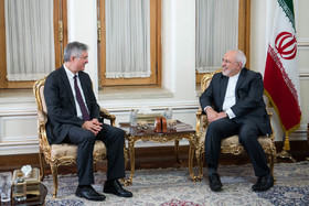 The secretary general of the ECO Halil İbrahim Akça met with the Iranian Foreign Minister Mohammad Javad Zarif on Tuesday August 7 in Tehran.