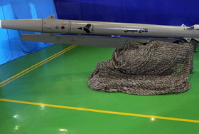 Iran unveils new generation of precision-guided missiles