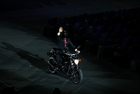 Indonesia is hosting the 2018 Asian Games in cities of Jakarta and Palembang from August 18 to September 2. Since the President of Indonesia was stuck in traffic, he preferred to use a motorcycle in order to reach the opening ceremony of Asian Games.