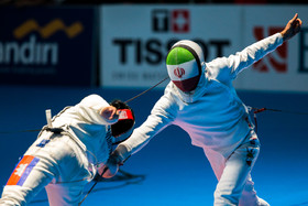 2018 Asian Games, fencing competitions