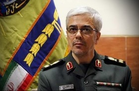 US presence in Persian Gulf only fuels insecurity: Iran Chief of Staff