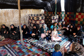 Women sing special songs in wedding ceremonies. Although modern life has impacted on traditional customs especially on weddings, there are some families in Lorestan province who follow these customs.
