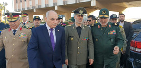 Iranian Defense Minister arrives in Damascus