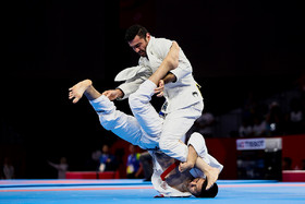 Third day of Jiu-Jitsu competitions was held on Sunday August 26 in Indonesia, but Iranian Jiu-Jitsu practitioners could not beat their rivals in the round of 16.