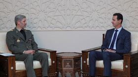 Assad emphasizes importance of developing coordination between Iran, Syria