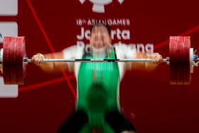 The wightlifting competitions in the super heavyweight category of weightlifting competitions