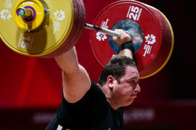 Saeed Ali Hosseini won the silver medal of 2018 Asian Games in the super heavyweight category of weightlifting competitions.