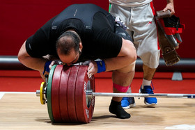 Behdad Salimi, the 2012 Olympic gold medalist, won the gold medal of 2018 Asian Games in the super heavyweight category of weightlifting competitions.