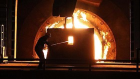 Iran's steel production increases by 17% in 11 months