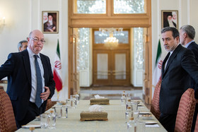 Deputy Foreign Minister for Political Affairs, Abbas Araghchi, held a meeting with British Minister of State for the Middle East and North Africa, Alistair Burt on Saturday in Tehran.