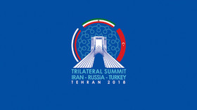 Joint statement of Tehran Tripartite Summit