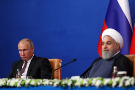 Putin, Rouhani to meet in Yerevan: Kremlin