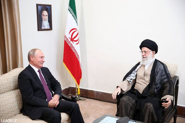 Iran, Russia can cooperate to contain US's threat to humanity