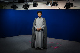 Seyyed Zoheir Mojahed, 35, is a cleric who was born in Fariman city of Razavi Khorasan province. His father is also a cleric. He has a BA in film directing.
