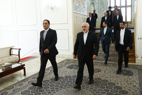 Iranian Foreign Minister held meetings with officials of New Zealand, Japan and Senegal on Monday September 10 in Tehran.