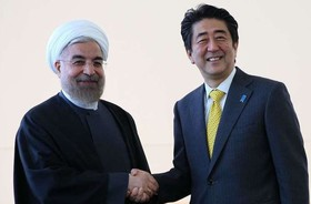 Iran's Rouhani, Japan's Abe to meet in New York