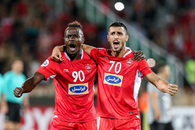 Persepolis win Stunning victory against Al Duhail