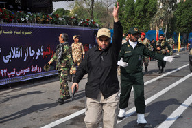 25 people, including a journalist, were killed and more than 30 others injured in a terrorist attack on a military parade in Iran's southern city of Ahvaz on Saturday.