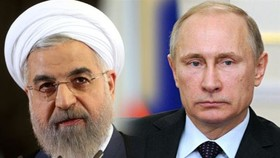 Putin offers condolences to Rouhani over terrorist attack in Ahvaz