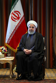 President Rouhani felicitates world leaders on Christmas
