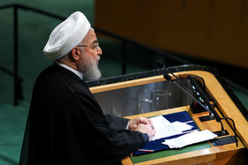 Rouhani invites US to return to UNSC resolution