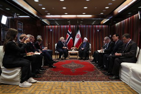 Iran welcomes deepening ties with Norway