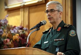 Iranian Chief of Staff heads to Syria