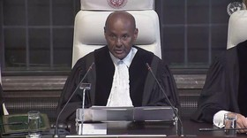 ICJ orders US to lift Iran sanctions linked to humanitarian goods, civil aviation