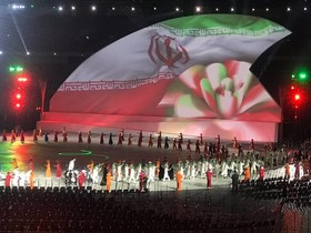 Iran wins 3rd place in 2018 Asian Para Games
