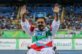 Iran ascends to 3rd place in 2018 Asian Para Games