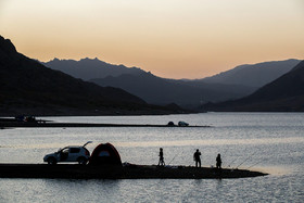 Fishing is one of the hobbies of people when they go to Al Ghadir Dam; there are also fishing competitions held in the dam.