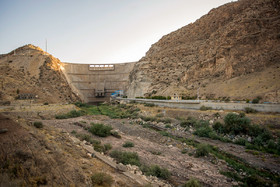 The power plant of the dam has been inactive due to the serious water shortage of Al Ghadir Dam.