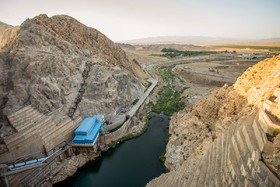 Since water has not been poured in the spillway of Al Ghadir Dam, rivers and the surrounding areas have dried.