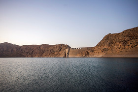 The water capacity storage of Al Ghadir Dam is 271 million cube meters, but the current water capacity of Al Ghadir Dam's reservoir is 34 million cube meters.