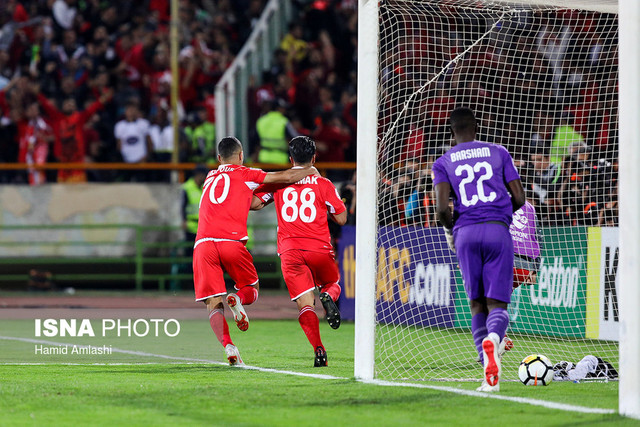 Iran's Persepolis reaches AFC final