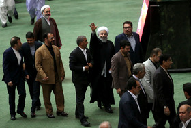 Iran's Parliament approves four ministerial candidates