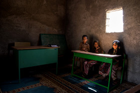 There are eight students in Ab'kahougan Village who educate in a mosque.
