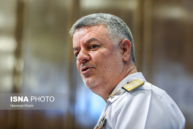 Iran's Navy Commander to attend 10th anniversary of IONS in India