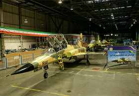 Iran inaugurates production line of Kowsar fighter jet