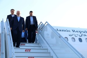 Zarif to depart for Baghdad tonight