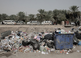 The lack of appropriate facilities in Iraqi cities