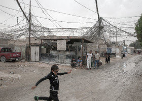 Iraqi cities do not have appropriate facilities.