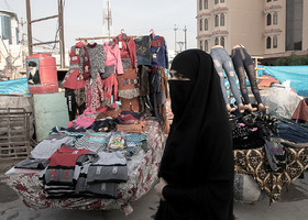 During Muharram and Safar months, Iraqis live their everyday life besides helping the pilgrims.