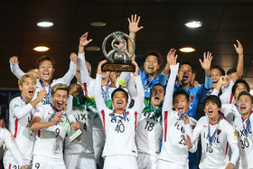 Kashima Antlers becomes ACL's champion