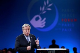 UN chief stresses on Iran's important role in resolving regional issues